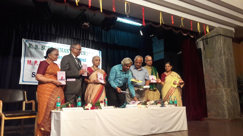 Book Release Function held on 23.11.2017
