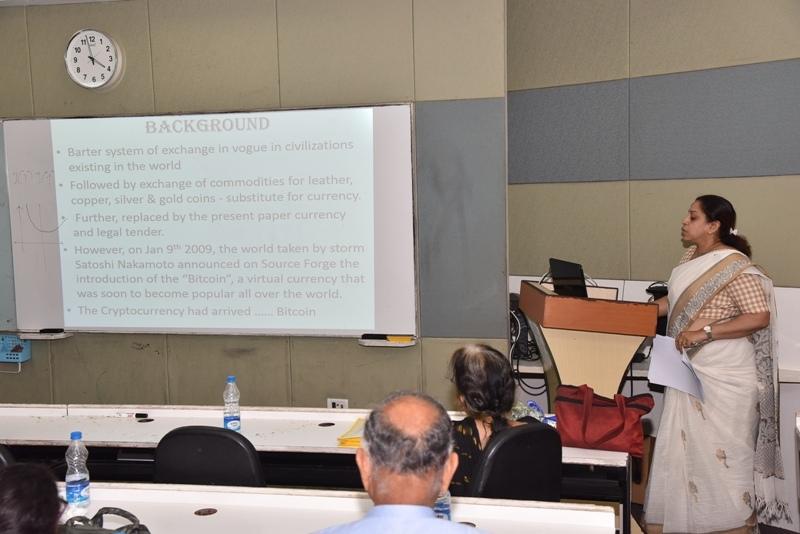 Symposium on Cryptocurrency
