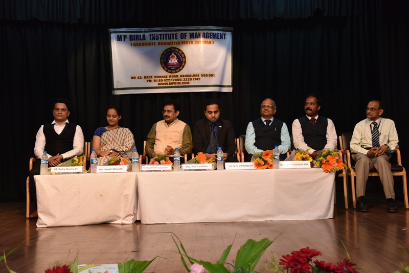 Inauguration of 2018-20 batch  October 1st 2018