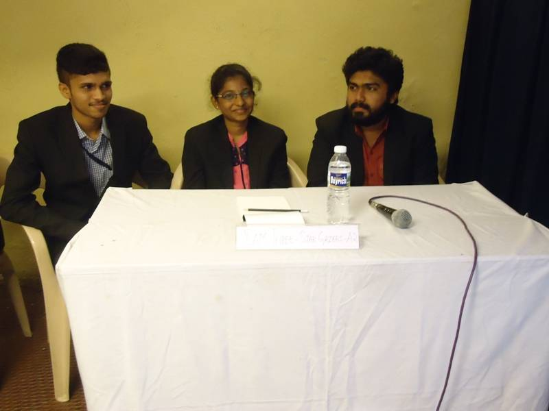 Intra College Business Quiz 2016
