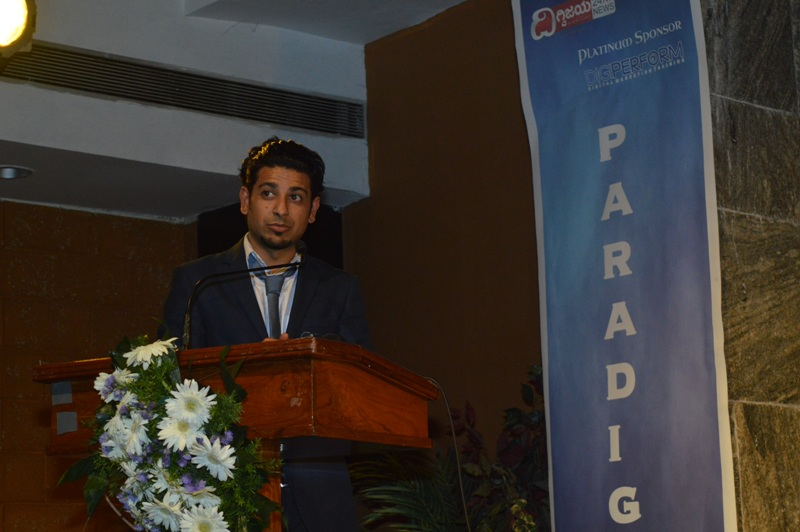 Paradigm 2018 held on 20-21.12.2018