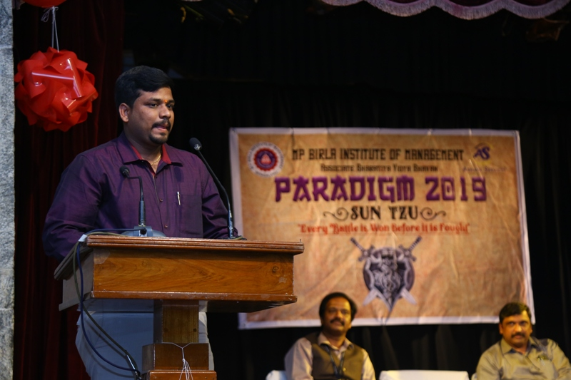 Paradigm 2019 Management Fest  Day 2 Pictures