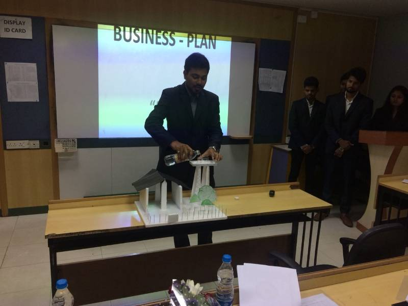 Business Plan Competition 2018