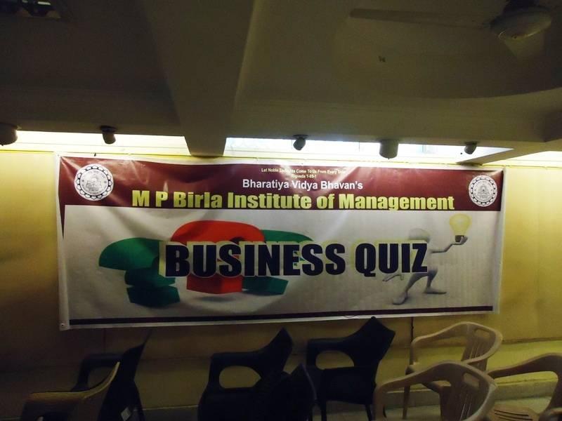 Business Quiz At MPBIM
